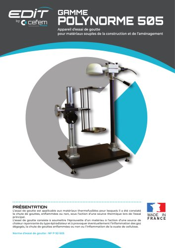 Polynorme 505