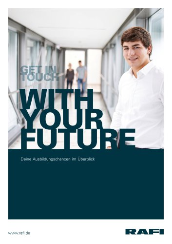 Get in Touch with your Future