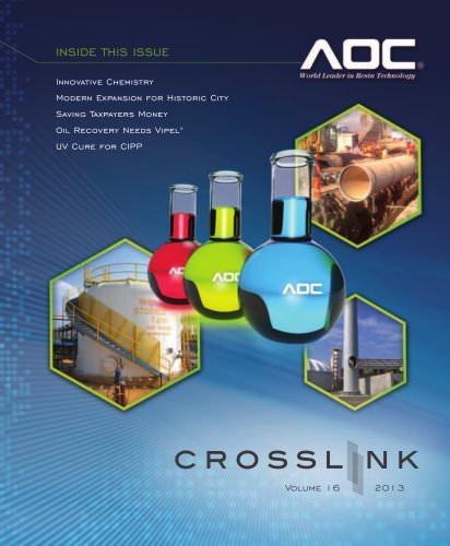 AOC Crosslink, Volume 16