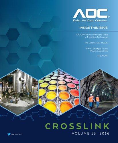 AOC Crosslink, Volume 19