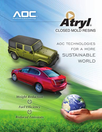 AOC Technologies for a More Sustainable World