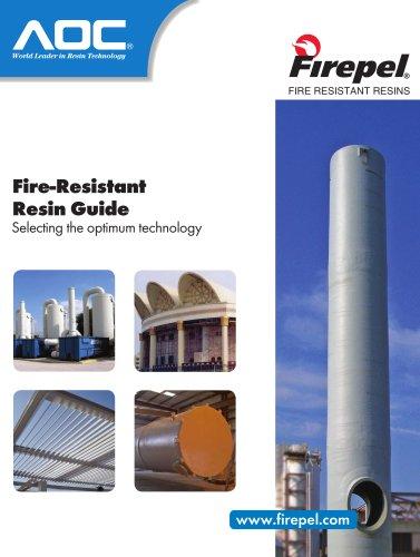 Firepel® Fire-Resistant Resin Guide