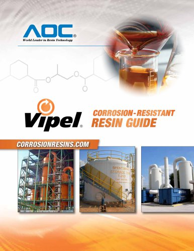 Vipel® Corrosion Resistant Resins Guide