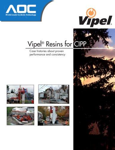 Vipel® Resins for CIPP