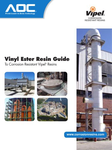 Vipel® Vinyl Ester Resins Guide