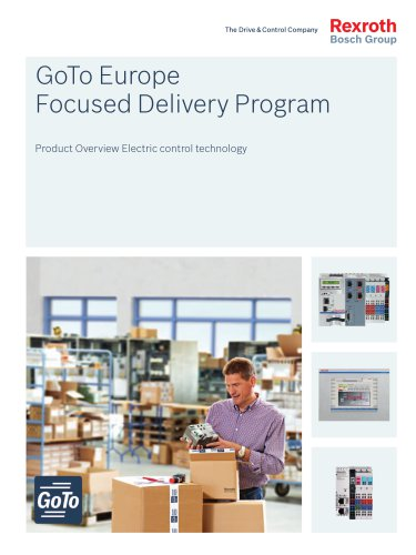 GoTo Europe - Focused Delivery Program