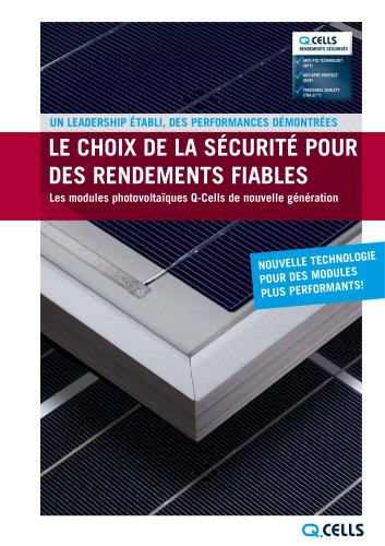 Brochure modules cristallins