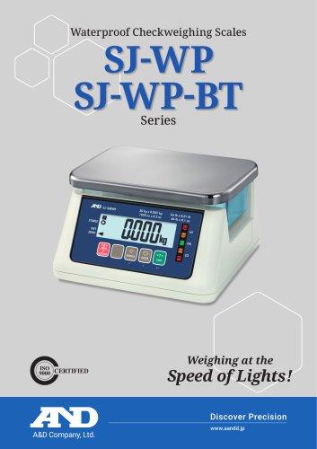 SJ-WP/SJ-WP-BT Series of Waterproof Checkweighing Scales