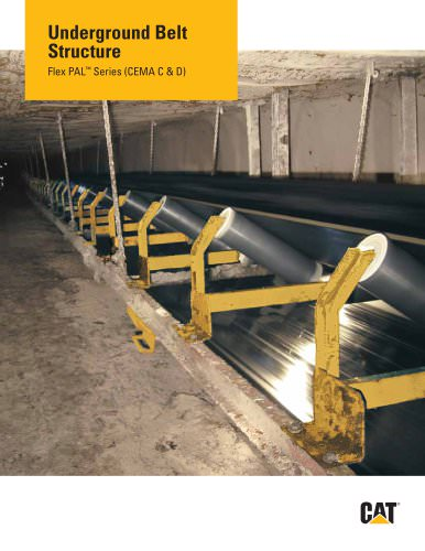 Underground Belt Structure Flex PAL ? Series (CEMA C & D)