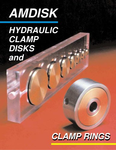 AMDISK Hydraulic Clamp Discs and Clamping Rings