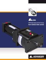 AMLOCK_RCH Series Hydraulic Rodlock