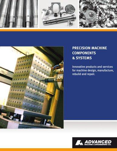PRECISION MACHINE COMPONENTS & SYSTEMS
