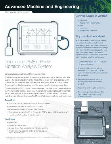 STOTZ Vibration Analysis Systems