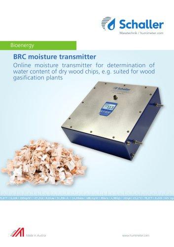 BRC moisture transmitter