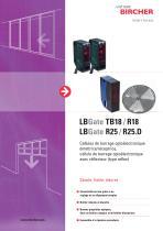 LBGate TB18 / R18 / R25 / R25.D - 1