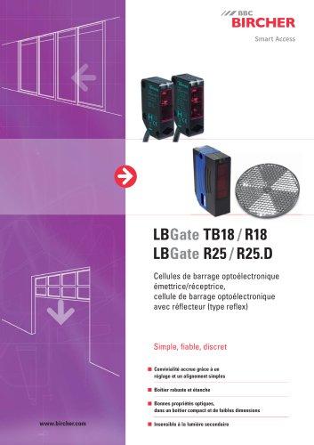 LBGate TB18 / R18 / R25 / R25.D