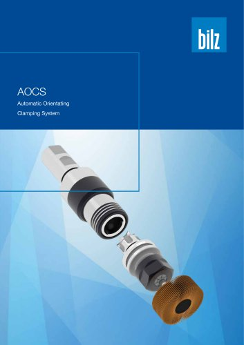 AOCS Automatic Orientating Clamping System