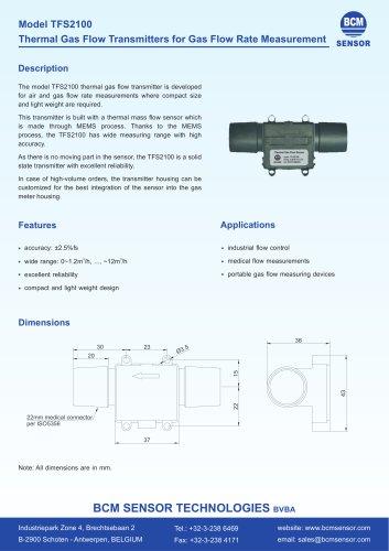 Model TFS2100