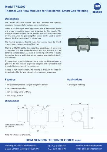 Model TFS2200