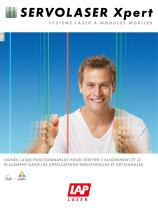 Brochure SERVOLASER Xpert