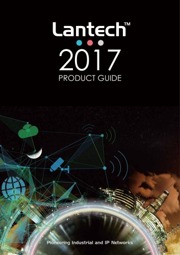 Lantech Product Guide 2017