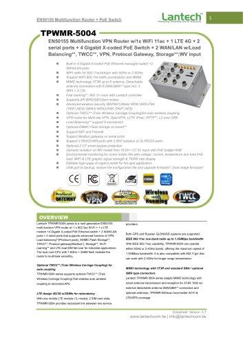TPWMR-5004