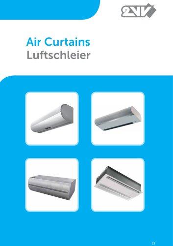 Air Curtains - 2VV