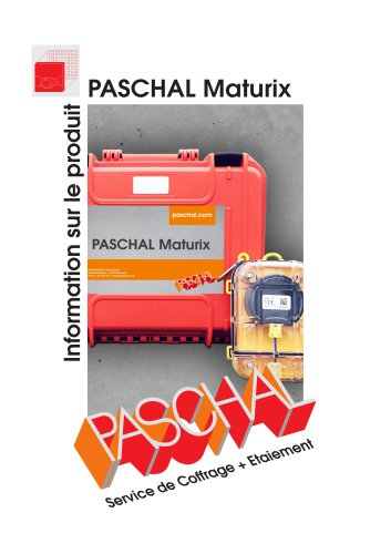 PASCHAL Maturix™