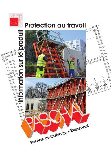 Protection au travail Information