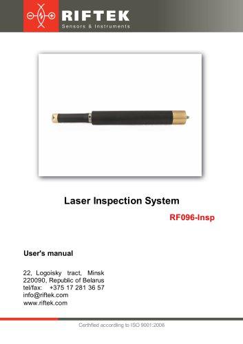 Laser Debris Inspection System