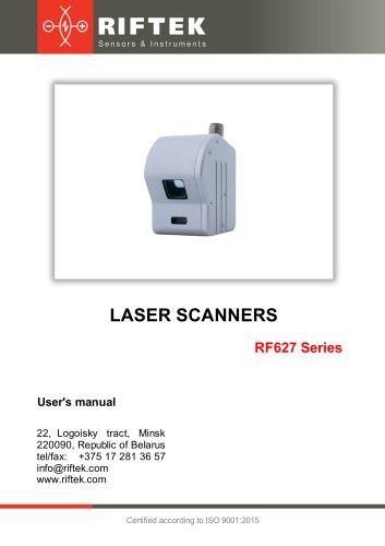 Laser Scanners RF627 Series