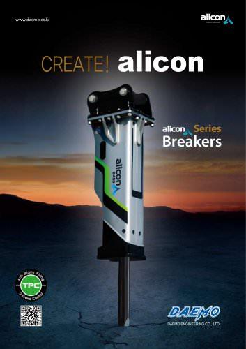 CREATE ! alicon