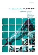 Les outils de démolition Catalogue général