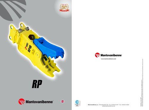 Rotating Pulveriser RP