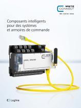 C|Logline - Composants intelligents pour des systèmes et armoires de commande - 1