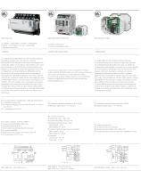 C|Logline - Modules d'Entrées/Sorties BACnet MS/TP – pour la gestion active du bâtiment, des installations et des systèmes - 5