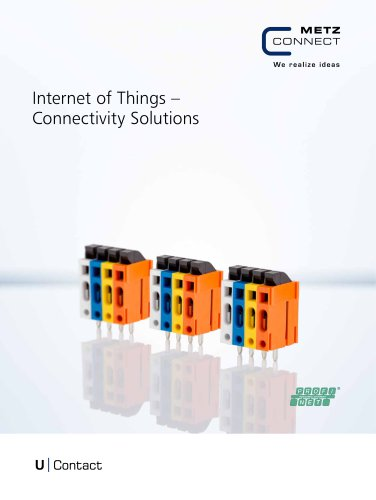 U|Contact - Internet of Things – Connectivity Solutions