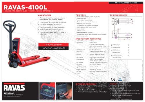 RAVAS-4100L