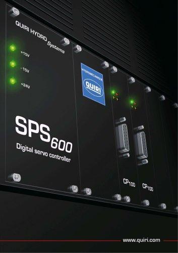 QUIRI HYDROSystems Système de pilotage numérique SPS600
