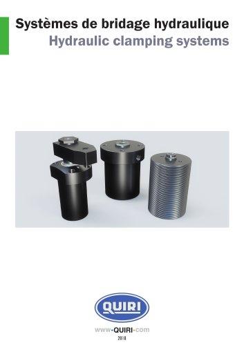 Systèmes de bridage hydraulique