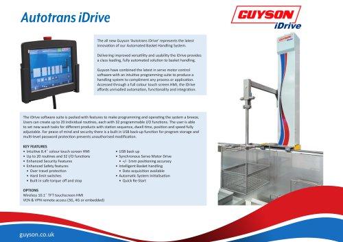 Guyson Autotrans iDrive