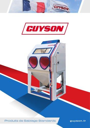 Guyson - cabines de sablage