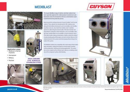 Guyson Mediblast