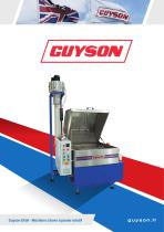 Guyson Orbit - machines de lavage