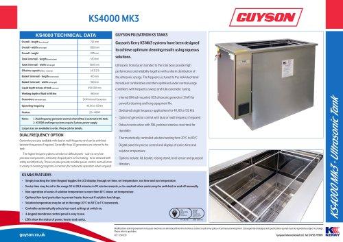 KS4000 MK3