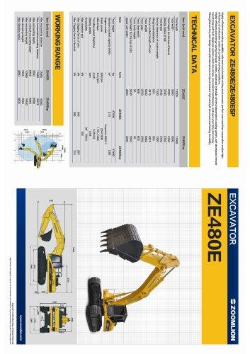 ZE420E/ZE480E/ZE480ESP