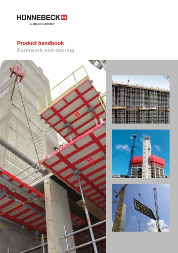 Formwork and shoring