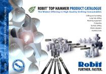 ROBIT ®TOP HAMMER PRODUCT CATALOGUE