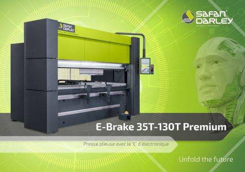 E-Brake 35-130T Premium FR