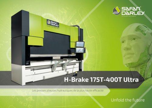 H Brake 175-400T